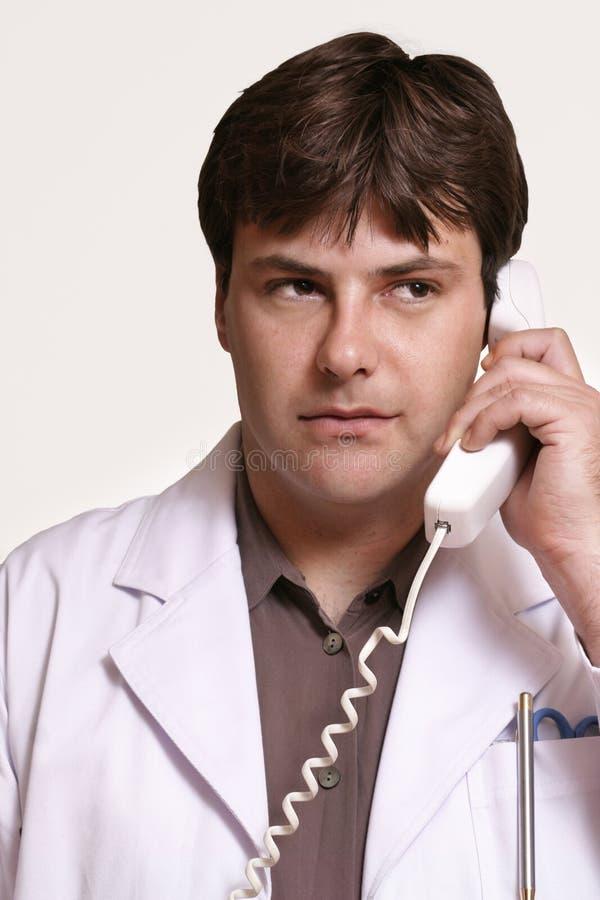 Doc. beim Aufruf stockbilder