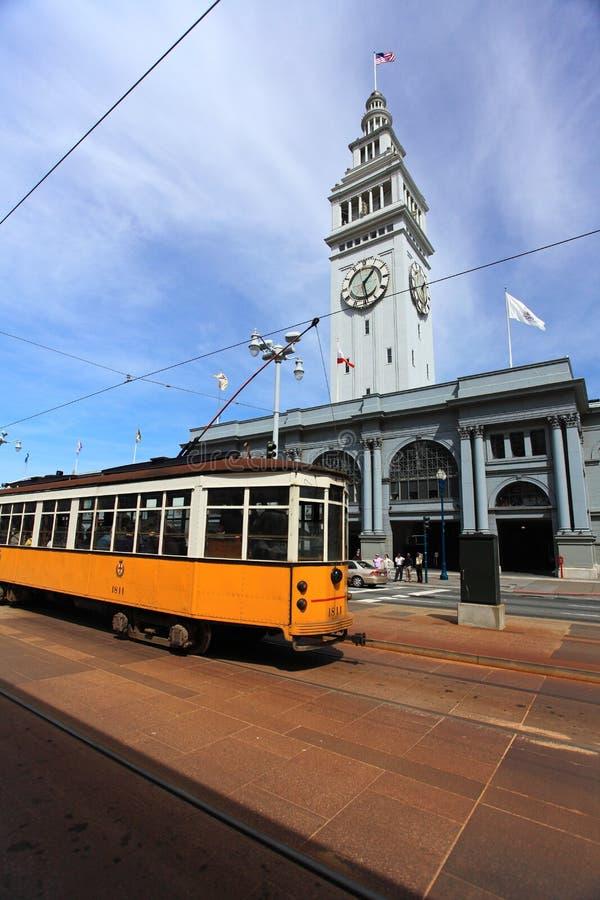 Doca do louro de Embarcadero, San Francisco   fotografia de stock royalty free
