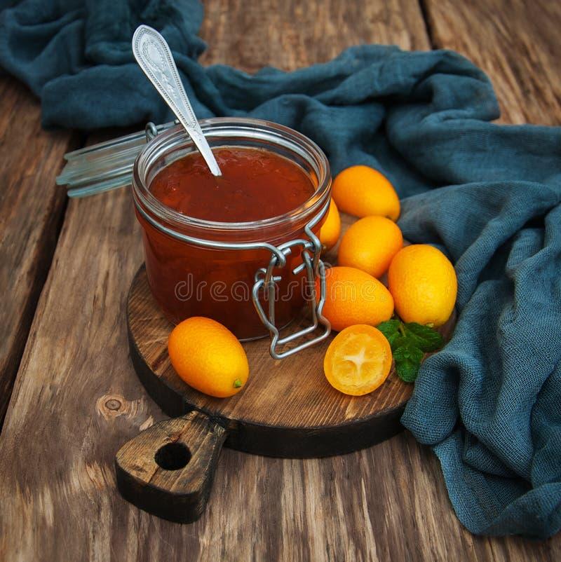 Doce delicioso do kumquat imagens de stock royalty free