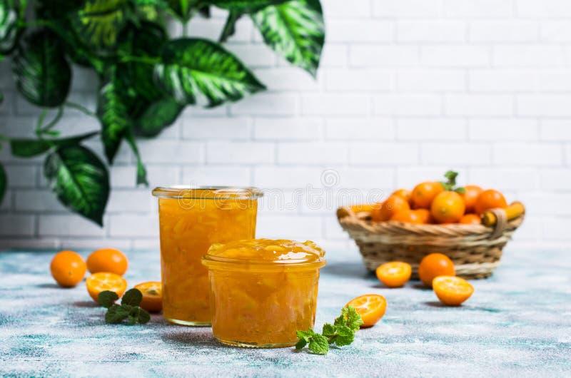 Doce do kumquat imagens de stock