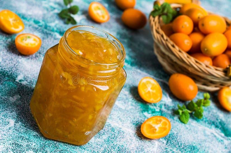 Doce do kumquat imagem de stock royalty free