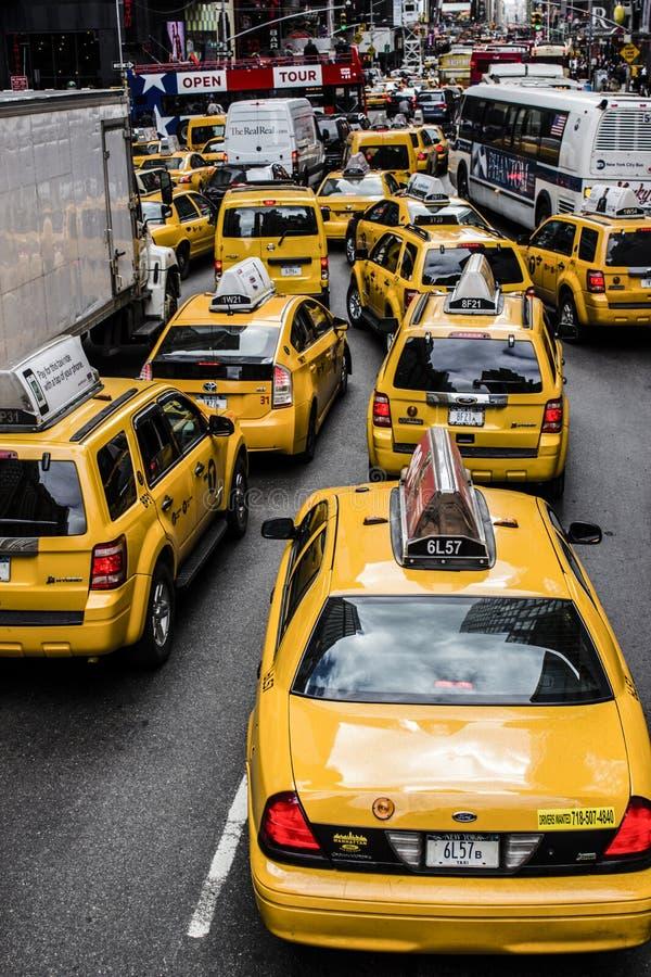 Doce do táxi imagens de stock