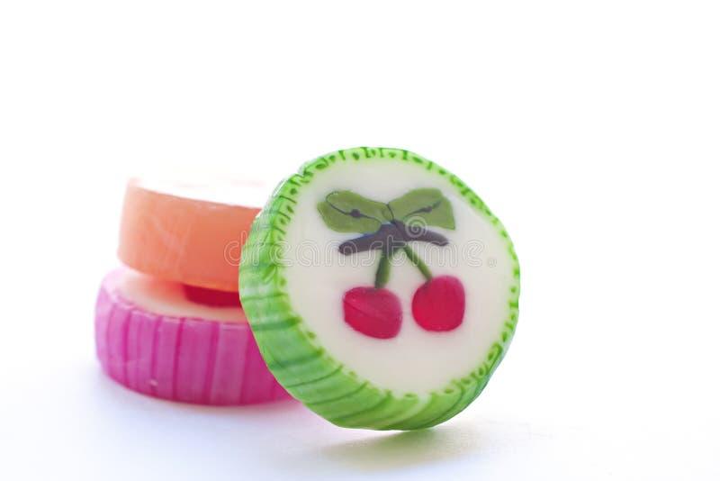 Doces da fruta. imagem de stock royalty free