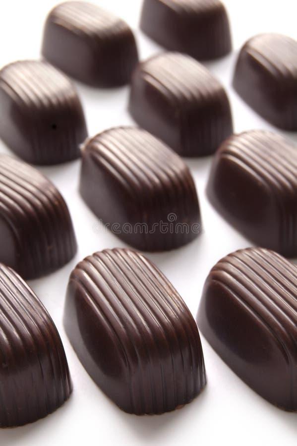 Download Doces De Chocolate Com Creme Doce Foto de Stock - Imagem de confeição, suíço: 29828324