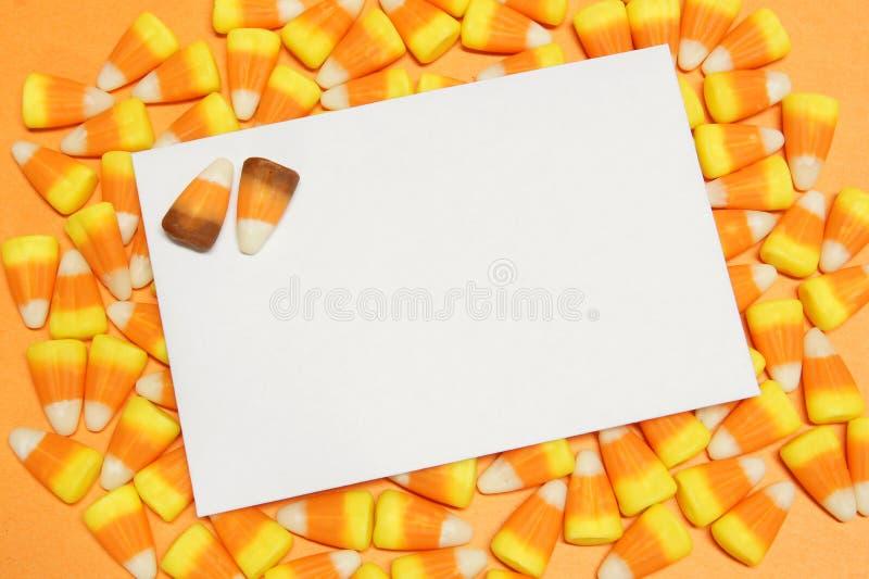 Doces de Halloween imagens de stock royalty free
