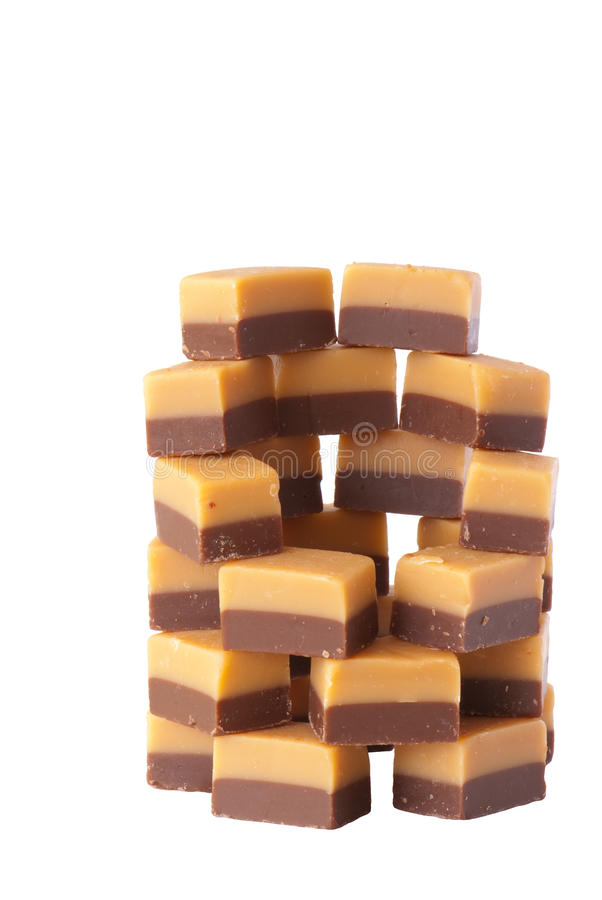 Doces do caramelo, isolados imagens de stock royalty free