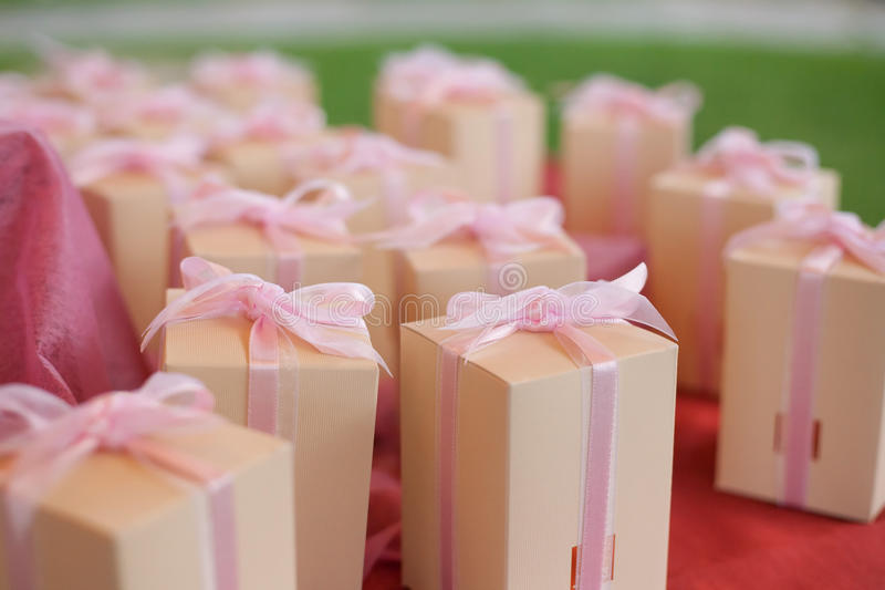 Doces do casamento foto de stock royalty free