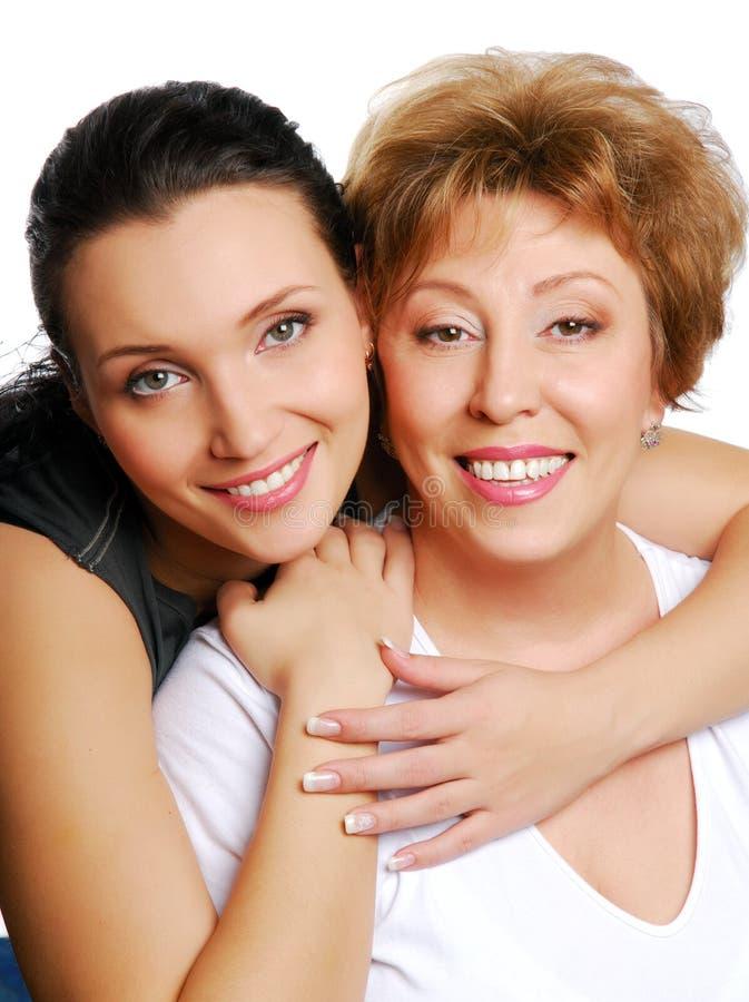 Dochter en moeder
