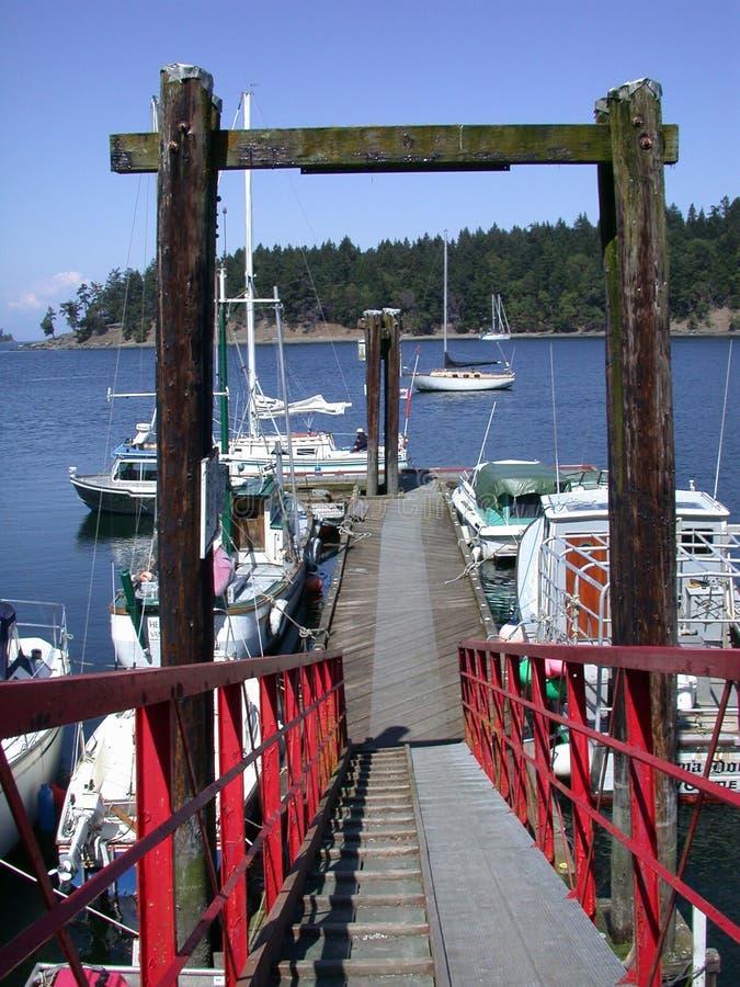 Download Dock arkivfoto. Bild av anslutning, stränder, ramper, docks - 25824
