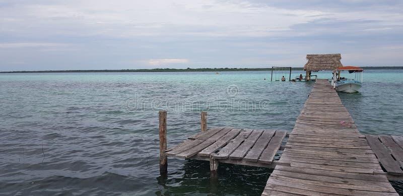 dock photo stock