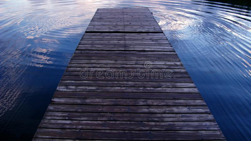 Download Dock over the water stock photo. Image of outdoors, pier - 5973646