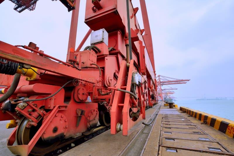Download Dock In Xiamen, Fujian, China Stock Photo - Image: 31197344