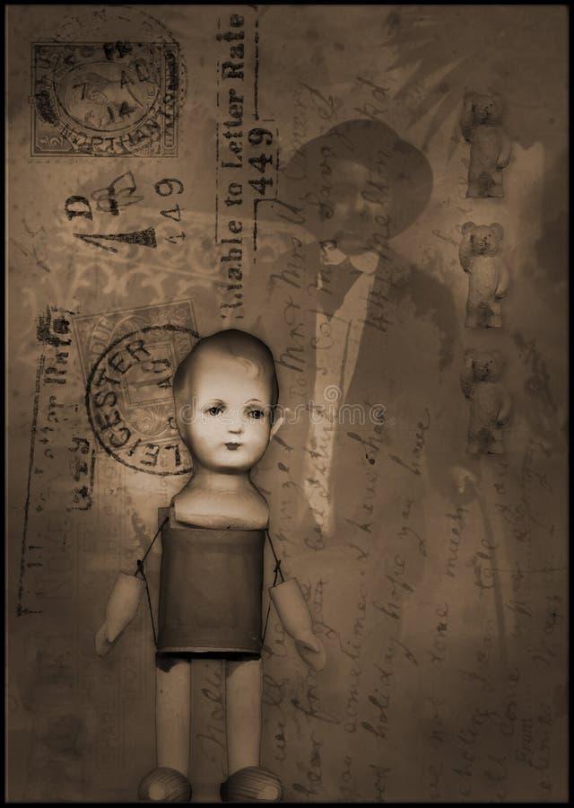 Download Dockatysk arkivfoto. Bild av fantasi, minns, död, victorian - 508786