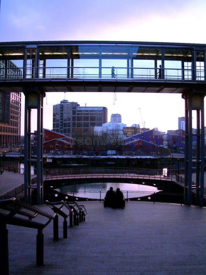 Docklands 14 stock photos