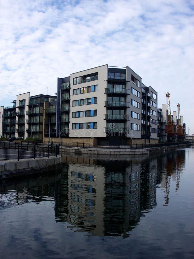Docklands 306 Стоковая Фотография RF