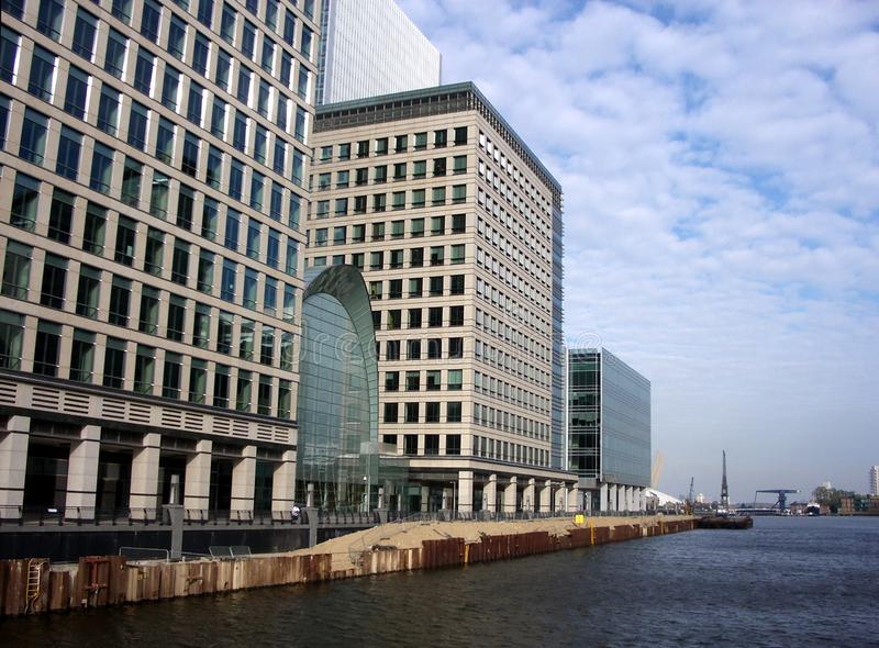 Docklands 99 Free Stock Photo