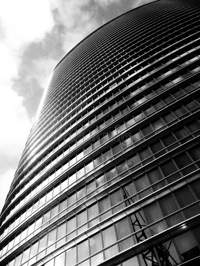 Download Docklands Building stock image. Image of cloud, executive - 11910897