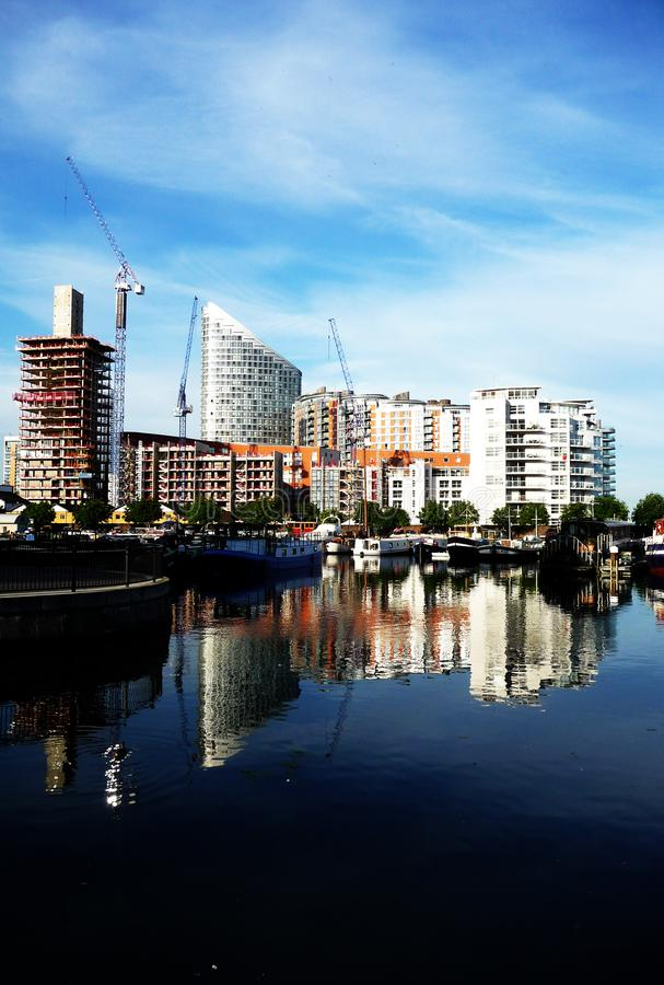 Docklands Reflected View
