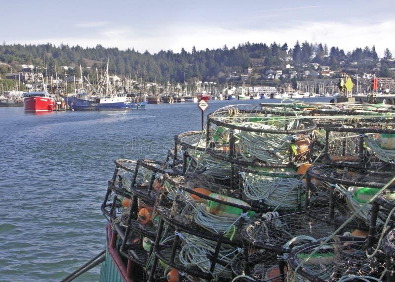 Docks de Newport photographie stock
