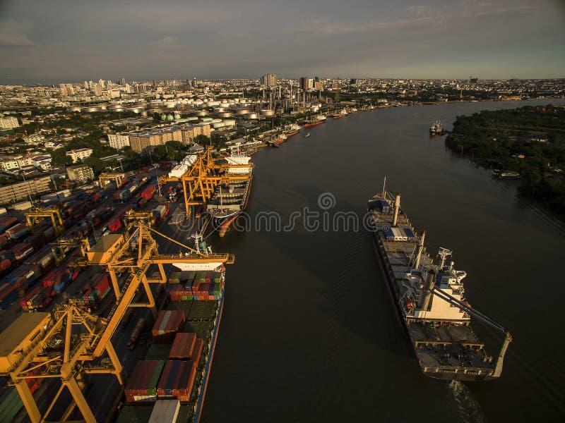 dockyard stock foto