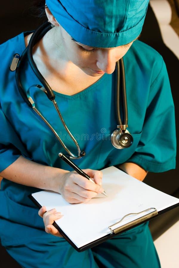 Docteur photographie stock libre de droits