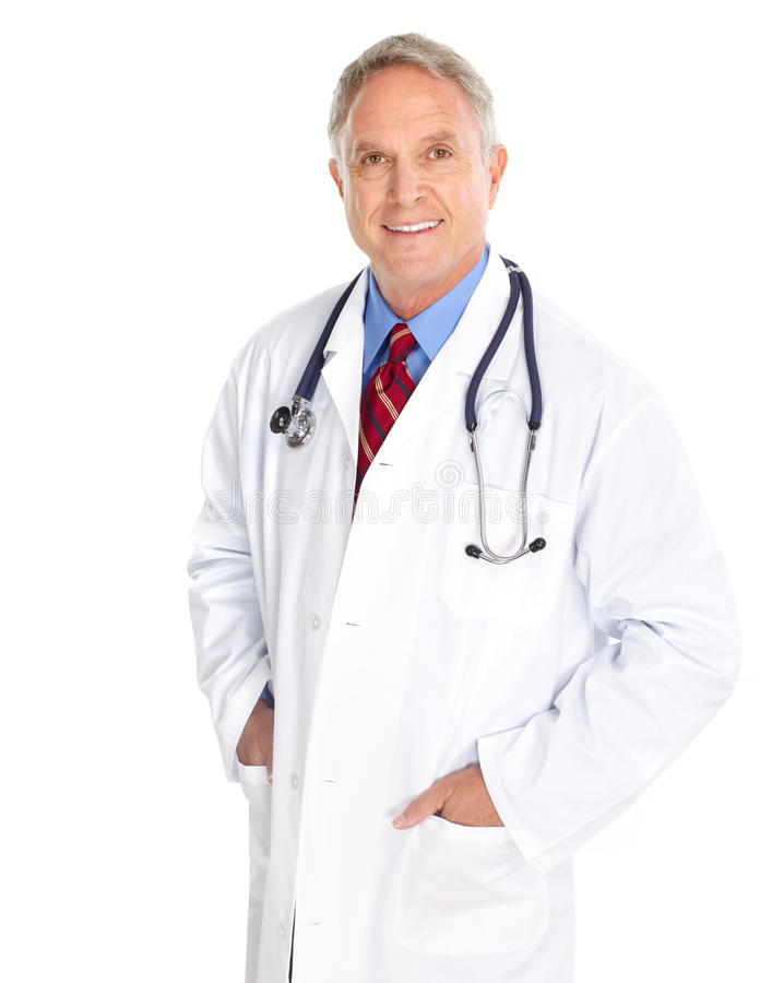 Docteur image libre de droits