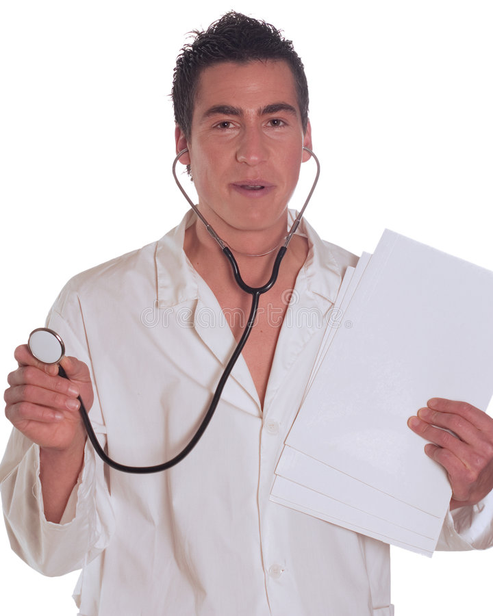 Docteur photos libres de droits