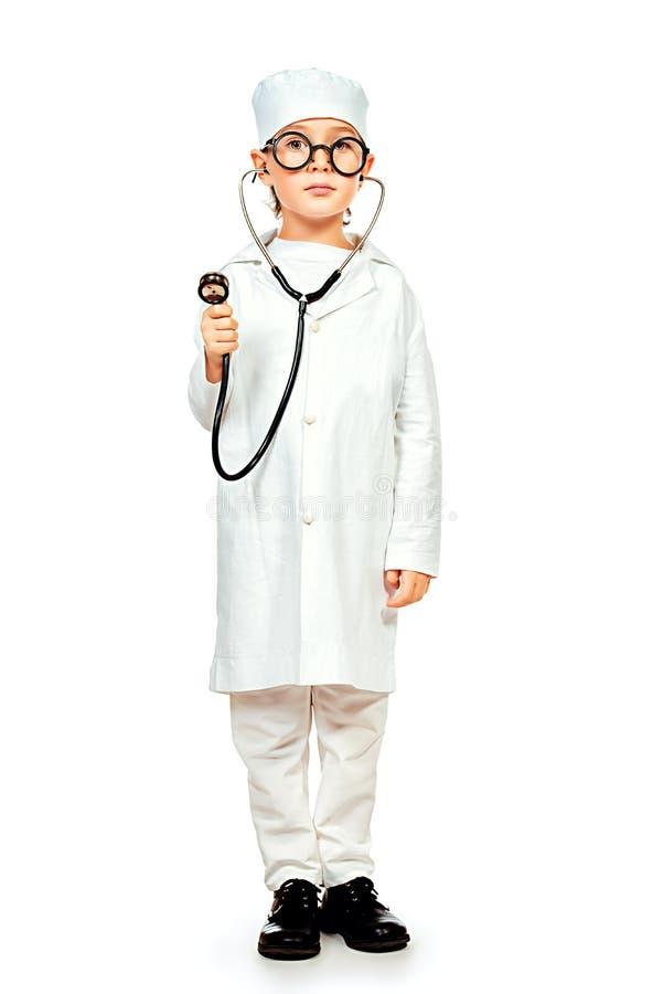 Docteur aimable image libre de droits