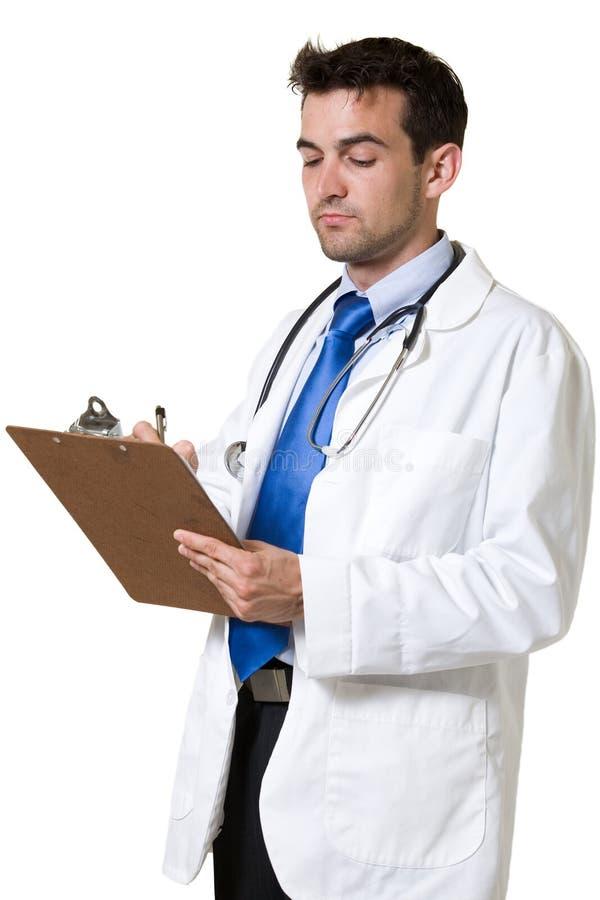 Docteur de jeune homme photo libre de droits