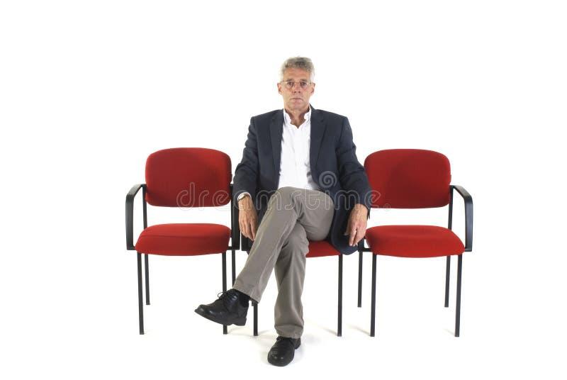 Docteur de Waitingroom photographie stock