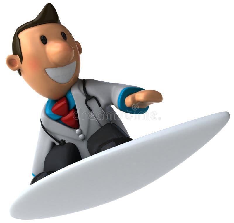 Doctor vector illustration