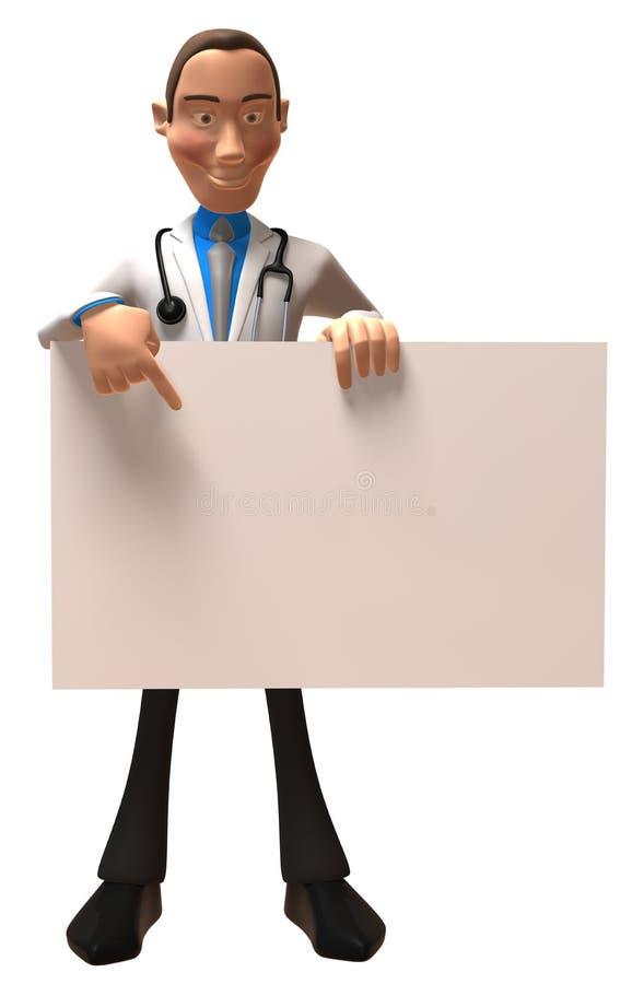 Doctor libre illustration