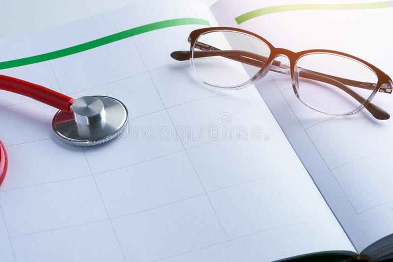 Doctor Appointments concepts royalty free stock photos