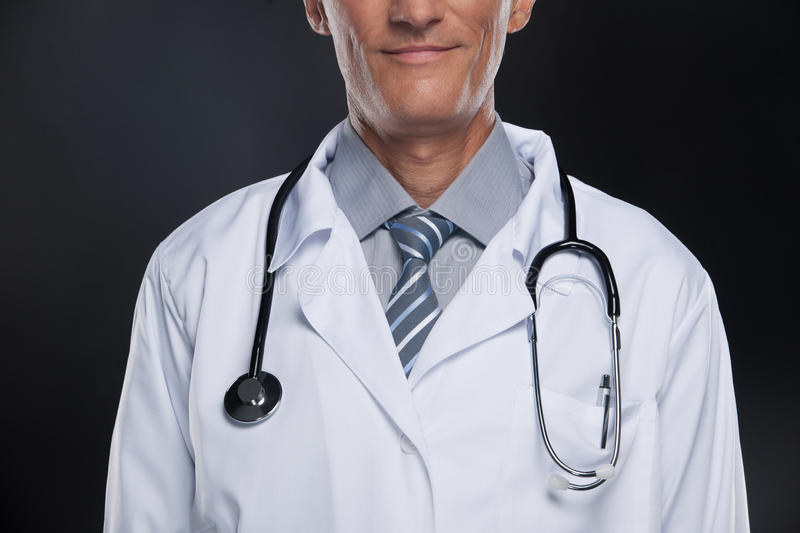 Doctor. stock photography