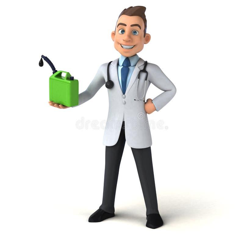 Doctor de la diversión libre illustration