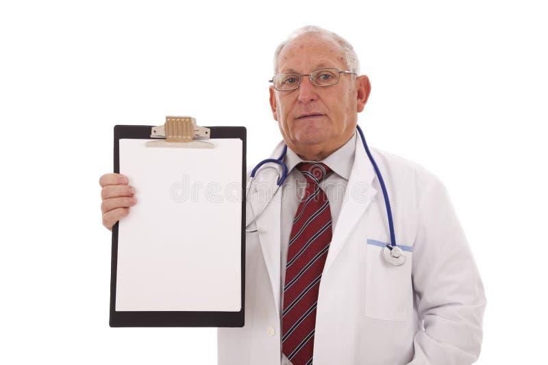 Doctor de la maestría fotografía de archivo libre de regalías