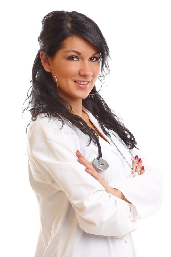 Doctor de la medicina fotografía de archivo libre de regalías