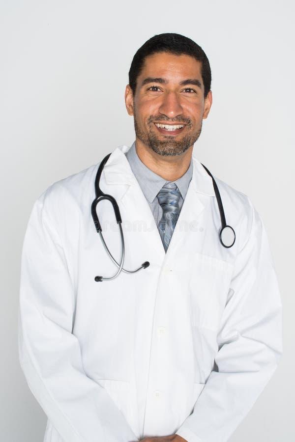 Doctor en un hospital imagen de archivo libre de regalías