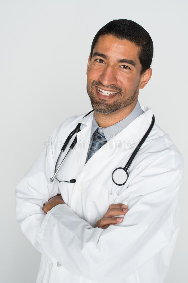 Doctor en un hospital foto de archivo libre de regalías