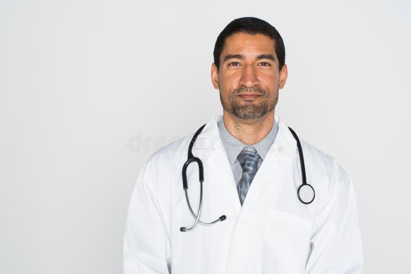 Doctor en un hospital foto de archivo