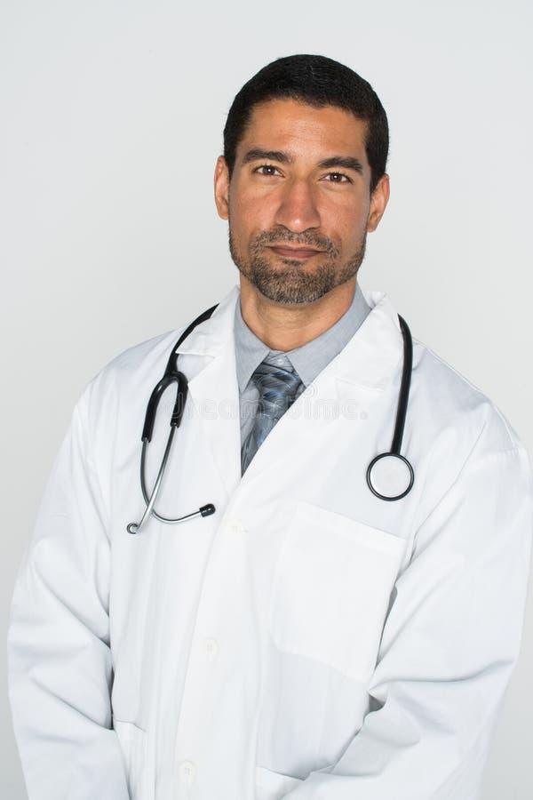 Doctor en un hospital imagen de archivo