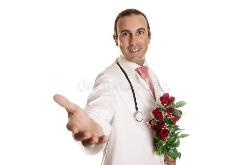 Download Doctor flower stock image. Image of profession, hospital - 26377863