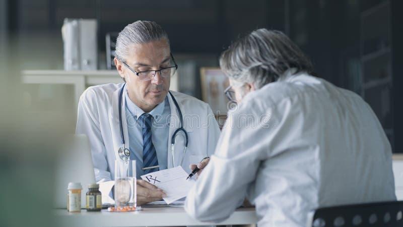 Doctor health healthcare medicine concept stock photo