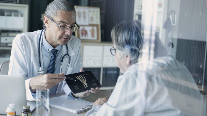 Doctor health healthcare medicine concept royalty free stock photos