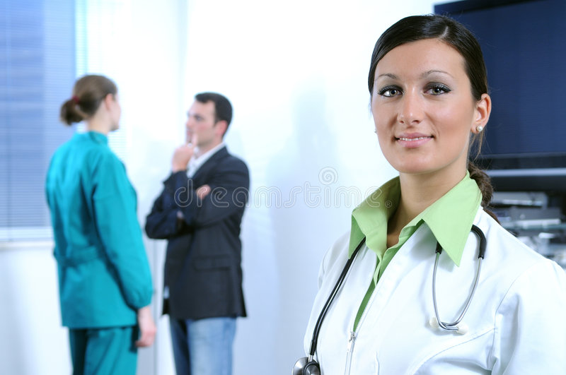 Download Doctor And Health Service Royalty Free Stock Images - Image: 6788239