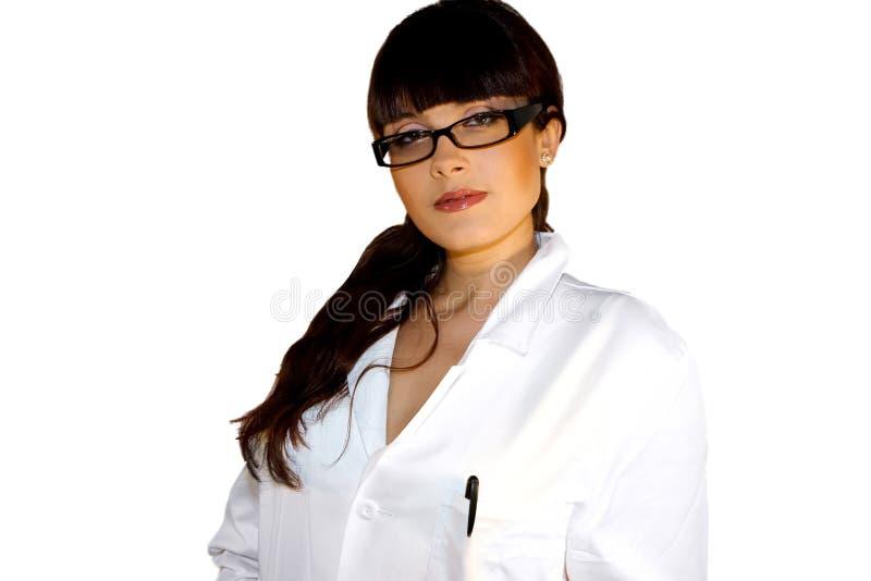 Download Doctor hermoso foto de archivo. Imagen de contorno, alegre - 7150964
