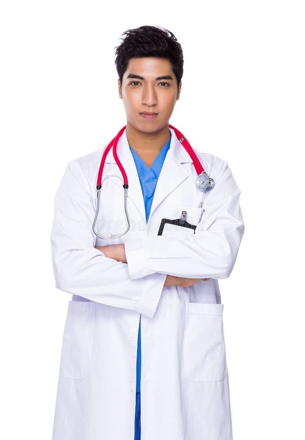 doctor indier arkivfoto
