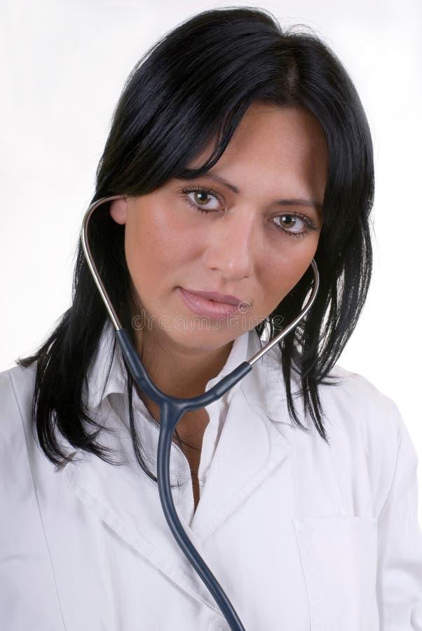 Doctor joven fotografía de archivo libre de regalías