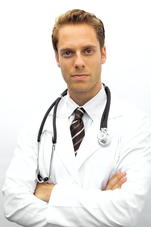 Doctor joven, doctor joven imagenes de archivo
