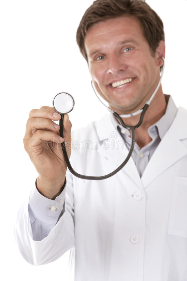 Download Doctor Listening Stock Photos - Image: 26485543
